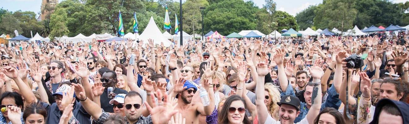 Newtown Festival in Sydney