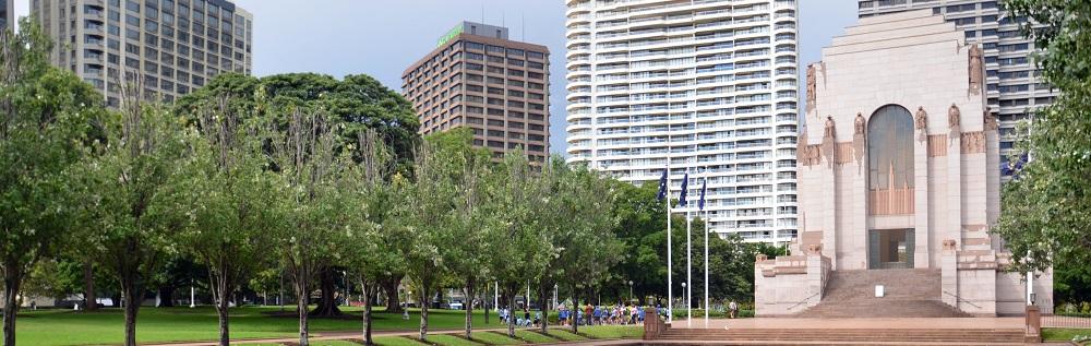 How to Explore Hyde Park, Sydney