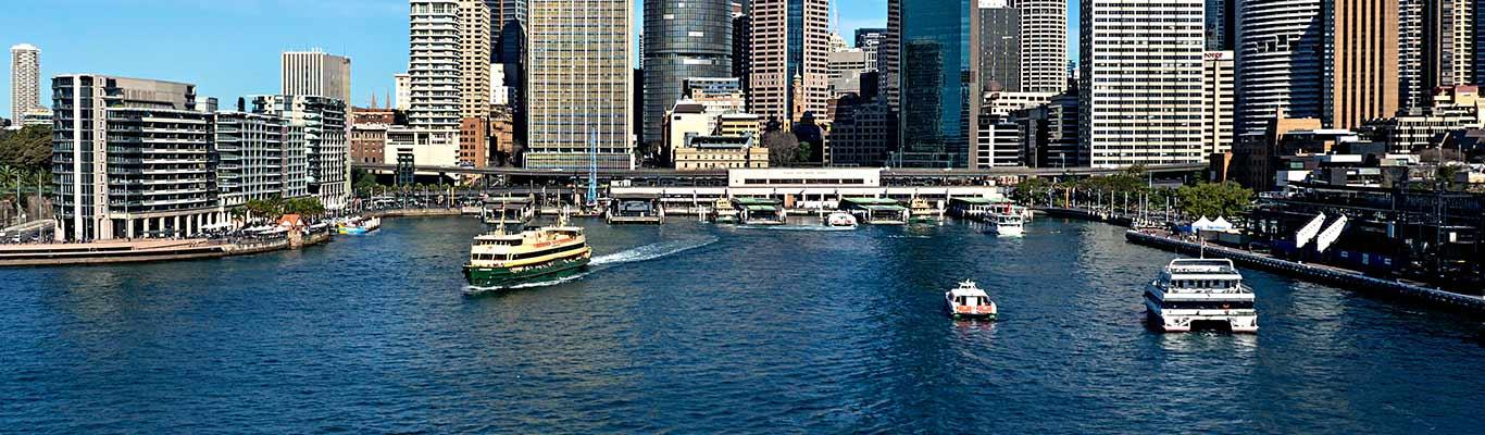 The Centre Of Everything: Sydney's Circular Quay