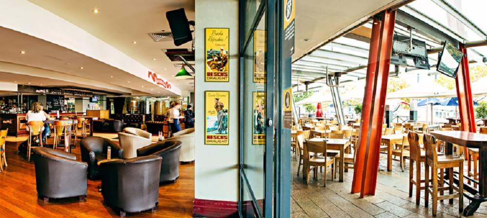 The 7 Best Restaurants at King Street Wharf