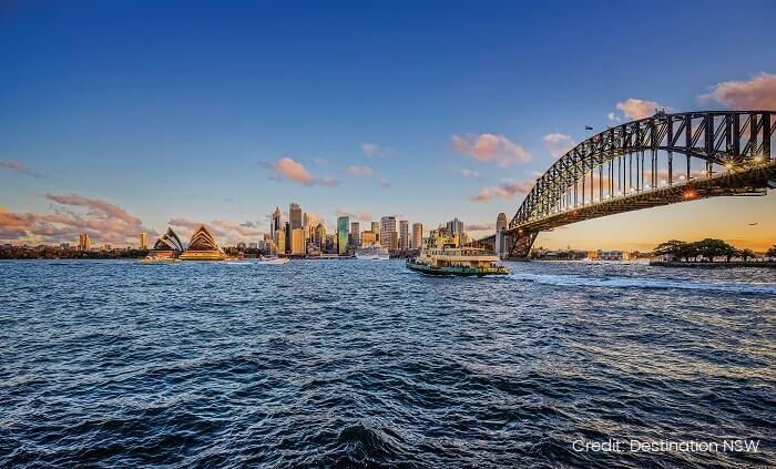 Sydney City Destination NSW