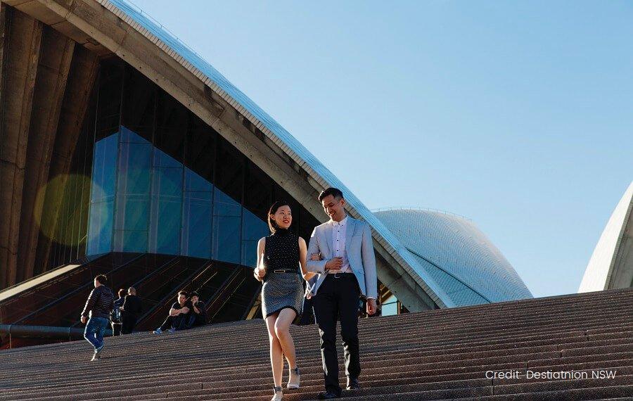 Sydney Opera House, Sydney DESTINATION NSW