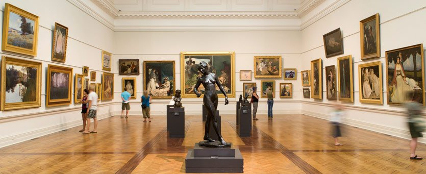 Why you should visit the Art Gallery of NSW?