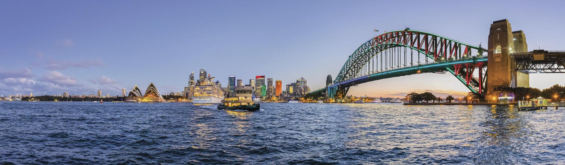 What is Sydney famous for?