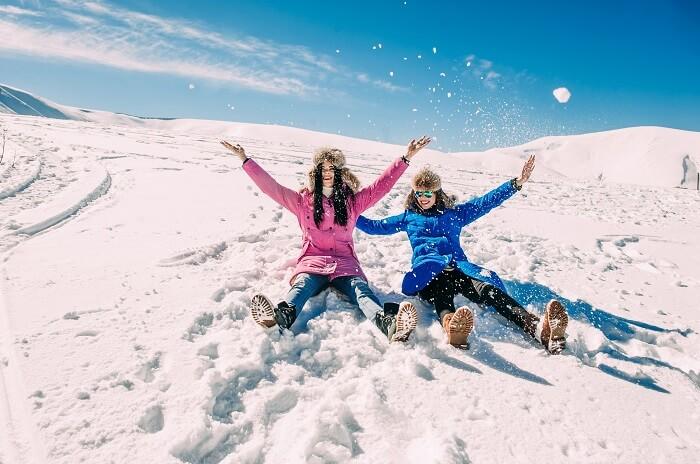 Thredbo Snow