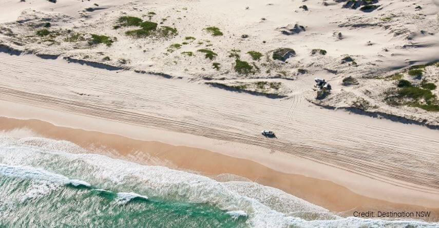 stockon sand dunes