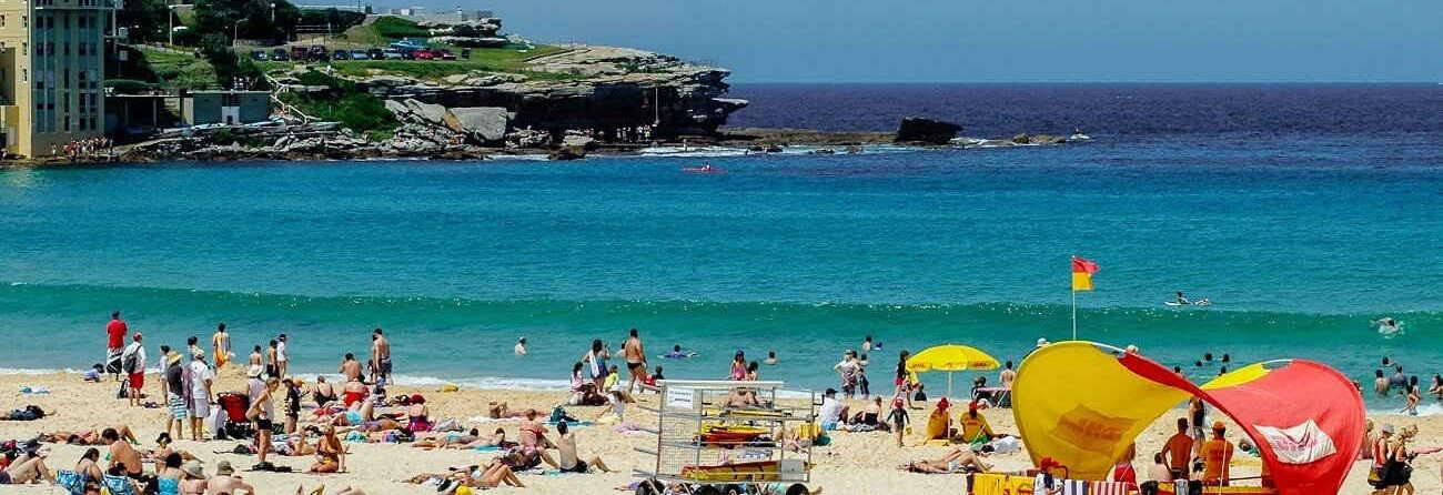 Sydney Half Day Tour with Bondi Beach