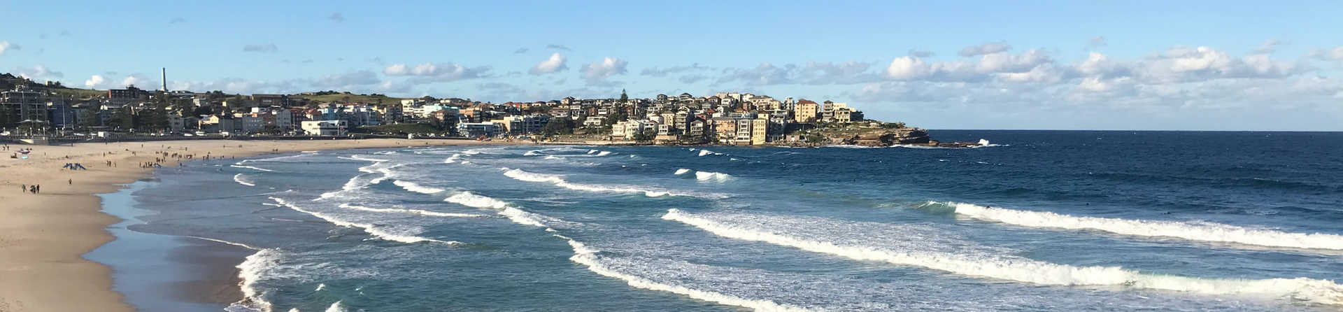 Can you swim at Bondi Beach?